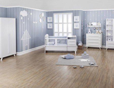 سرویس نوزادی فلورانس سفید