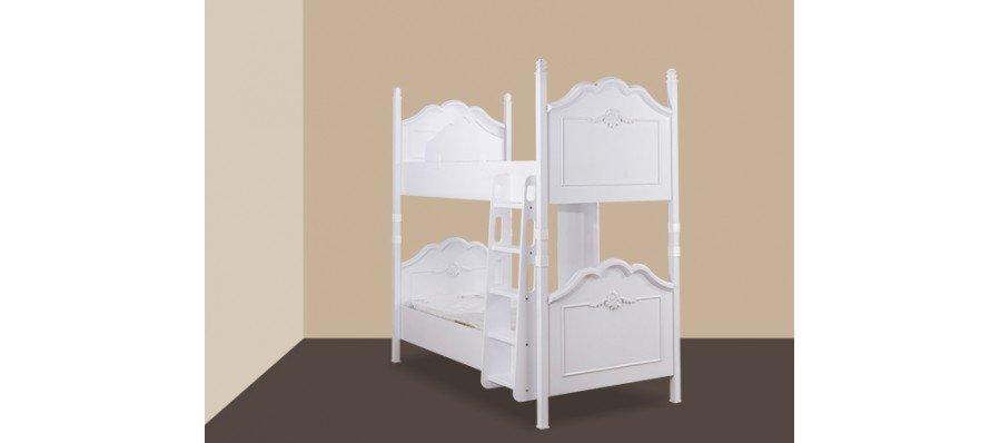 تخت دوطبقه گلوریا