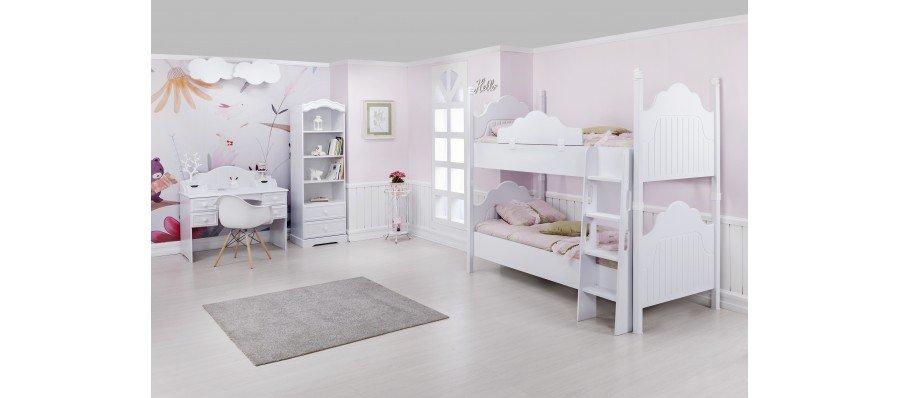 تخت دوطبقه پالی
